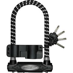 Masterlock 8195 Beugelslot 13 mm x 210 mm x 110 mm, black/reflex